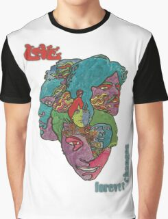 Love - Forever Changes + Logo Graphic T-Shirt