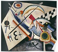 Kandinsky - White Cross Poster