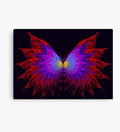 Butterfly Wings Canvas Print