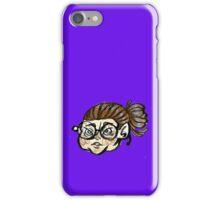 Glinda with Glasses  iPhone Case/Skin