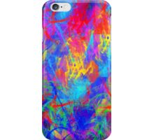 Color Chaos iPhone Case/Skin