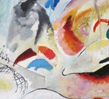 Kandinsky - Improvisation 1913  Sticker