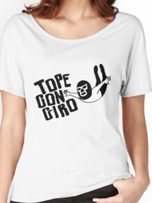 TOPE CON GIRO Women's Relaxed Fit T-Shirt