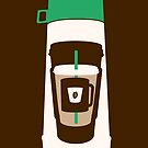 Coffee Stacker - Color by bortwein