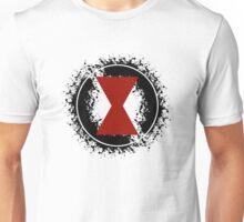 BW Splatter Unisex T-Shirt