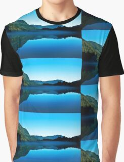 Gorilla Creek in the mist Graphic T-Shirt