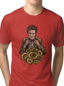 Say Geronimo! Tri-blend T-Shirt