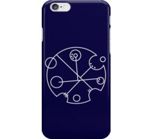 Galifreyian Symbol iPhone Case/Skin