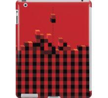 Lumberjack mode is hard iPad Case/Skin