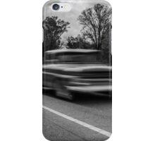 Moving Truck iPhone Case/Skin