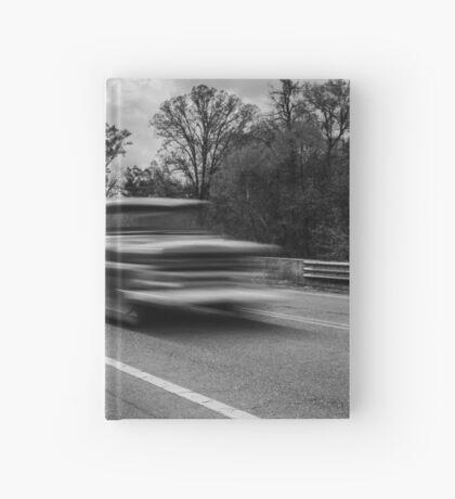 Moving Truck Hardcover Journal