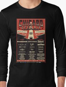 Chicago Open Air Music Festival 1 Long Sleeve T-Shirt