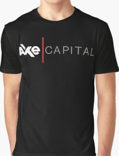 The axe capital billions Graphic T-Shirt