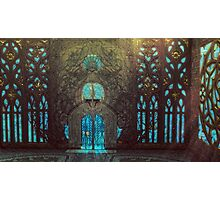 The Gate of Eternal Seas Photographic Print