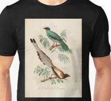 Bilder atlas zur Wissenschaftlich populären Naturgeschichte der Vögel in ihren sämmtlichen Hauptformen Leopold Joseph Fitzinger 1864 053 Unisex T-Shirt