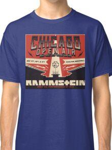 Chicago Open Air Music Festival 2 Classic T-Shirt