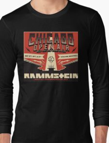 Chicago Open Air Music Festival 2 Long Sleeve T-Shirt