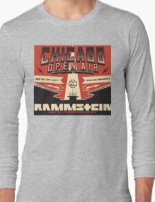 Chicago Open Air Music Festival 2 Long Sleeve T-Shirt