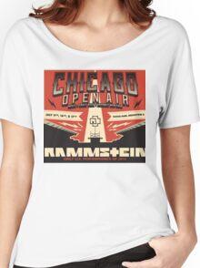 Chicago Open Air Music Festival 2 Women's Relaxed Fit T-Shirt
