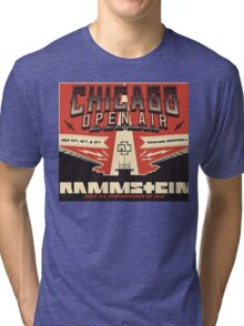 Chicago Open Air Music Festival 2 Tri-blend T-Shirt