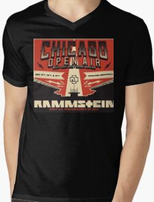 Chicago Open Air Music Festival 2 Mens V-Neck T-Shirt