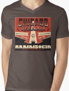 Chicago Open Air Music Festival 2 Mens V-Neck T-Shirt