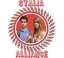 The Stalia Alliance [Front/Back] Photographic Print
