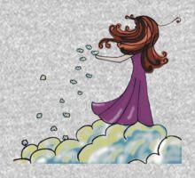 Cloud seeding One Piece - Long Sleeve
