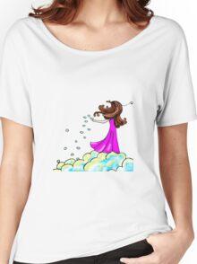 Cloud seeding Women's Relaxed Fit T-Shirt