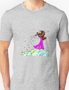 Cloud seeding Unisex T-Shirt