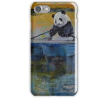 Panda Reflections iPhone Case/Skin