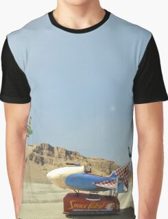 Space Dream Graphic T-Shirt