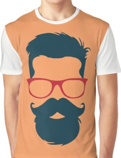 Cool Hipster Graphic T-Shirt