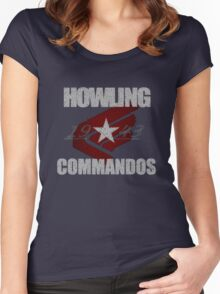 Commandos Pride Women's Fitted Scoop T-Shirt