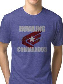 Commandos Pride Tri-blend T-Shirt