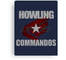 Commandos Pride Canvas Print