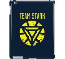 team stark logo iPad Case/Skin