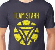 team stark logo Unisex T-Shirt
