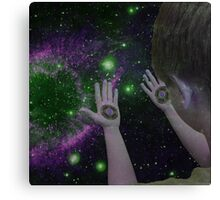 Surreal Space Canvas Print