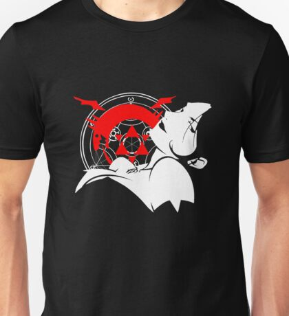 Lust, Human Transmutation, and The Ouroboros Unisex T-Shirt