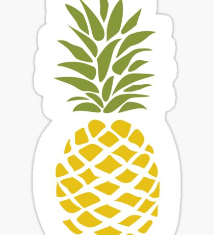 Pineapple Shmineapple Sticker