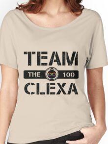 Team Clexa Women's Relaxed Fit T-Shirt