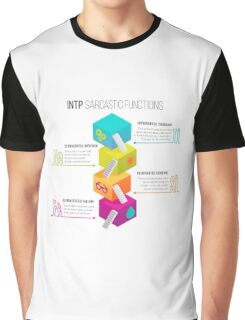 INTP Sarcastic Functions Graphic T-Shirt