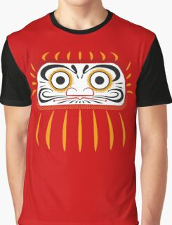 Japan 1 - Daruma Graphic T-Shirt