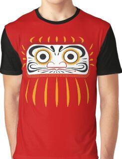 Japan 1 - Daruma Graphic T-Shirt