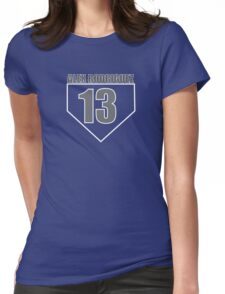 Alex Rodriguez Womens Fitted T-Shirt