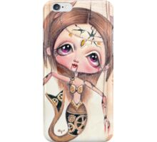 Steampunk Marionette Puppet iPhone Case/Skin
