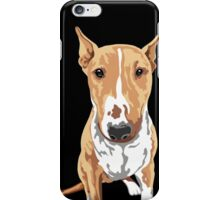 Aria The Bull Terrier iPhone Case/Skin