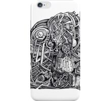 Psycho Warrior iPhone Case/Skin