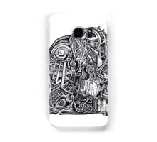 Psycho Warrior Samsung Galaxy Case/Skin